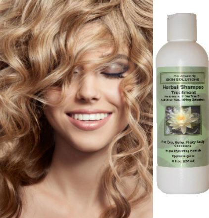 Herbal Shampoo Treatment For Your Best Scalp Care