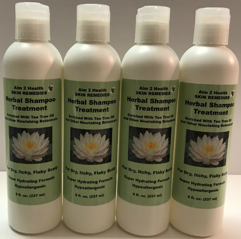 Buy 3 Herbal Shampoo Treatments and Get 1 FREE!